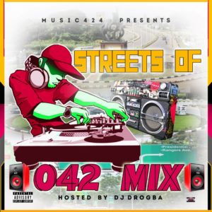 Music424 mix street of 042
