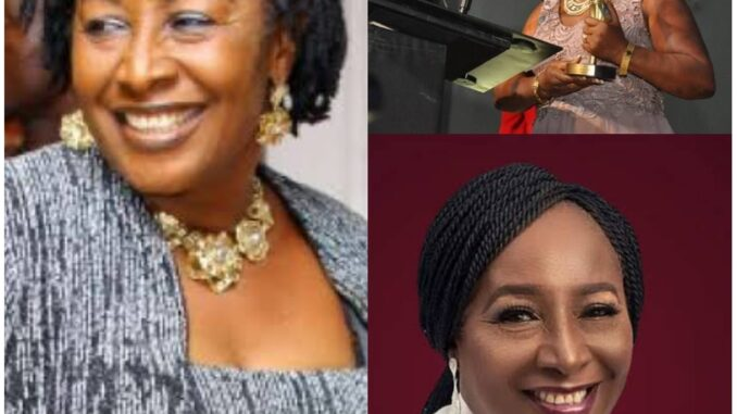Actress Patience Ozokwor apologises for playing wicked roles in her movies