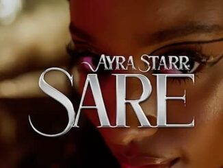 WithDITR visualsstill trending, Ayra Starr returns with another impressive movie (Sare Video). Mavin premieres a newAyra Starr music video for the track tagged SARE, performed by the music diva and her team with the Visuals Directed by LEKAN.