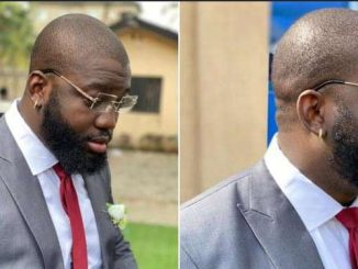 Man Walks Out Of Wedding After Church Told Him To Remove His Earrings