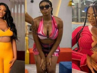 """""""I don't own a single bra, they ain't comfortable"""" – BBNaija's Angel reveals By"""