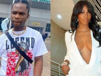 """""""Tiwa Released That Video Herself, Nobody Blackmailed Her"""" – Rapper, Speed Darlington"""